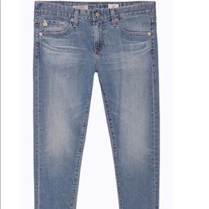 AG Jeans The Nikki Crop